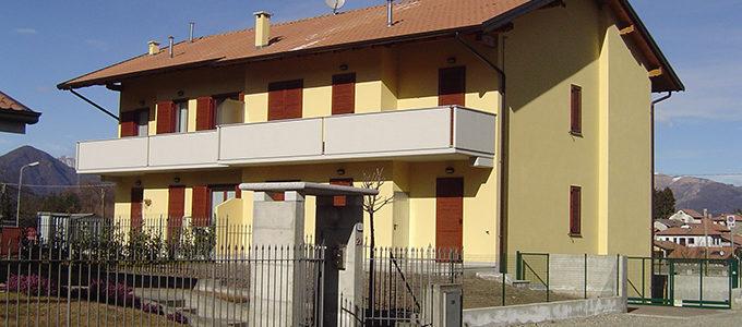 Berzonno | Costruzione di palazzina residenziale