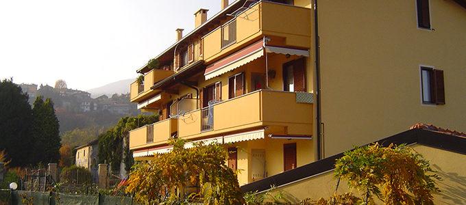 Berzonno | Palazzina residenziale